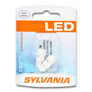 Sylvania SYLED Courtesy Light Bulb for Honda Accord Passport Pilot Odyssey rj