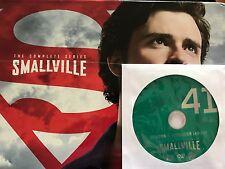 Smallville - Season 7, Disc 5 REPLACEMENT DISC (not full season)