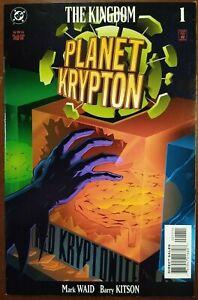 The Kingdom: Planet Krypton #1, NM-, DC Comics 1999