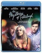 The Mysteries of Pittsburgh (Blu-ray Disc, 2009)