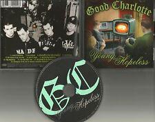 GOOD CHARLOTTE Young and Hopeless BONUS UNRELEASE & ACOUSTIC JAPAN CD USA Seller
