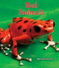 Red Animals (All about a Rainbow of Animals)