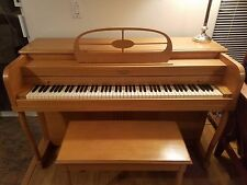 Piano - Philadelphia Lester Betsy Ross Spinet Upright