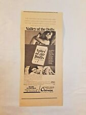 Vintage Ad Valley Of The Dolls Movie 1967 La Free Press Patty Duke Sharon Tate