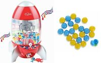 Carnival Claw Toy Grabber Machine Electronic Home Arcade Crane Game + 24 toy egg