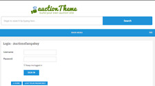 Exclusive Auction Website Free Installation + Free Hosting