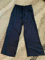 CLU navy pants, L, PG149