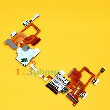 BRAND NEW SD MEMORY CARD SLOT FLEX CABLE FOR SONY XPERIA ION LT28i #F-547