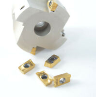 BAP 400R-50-22-4F Indexable milling cutter cnc tool + 10PCS APMT1604PDER DP5320