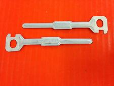 Removal Keys Tool post 2001 Kenwood Car Stereo RK106 Single Din Removal Keys