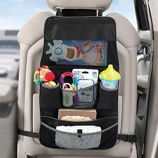 LINDAM enfant banquette arrière & Poussette 2-in-1 transport bébé Organisateur