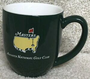 New Masters Ceramic Green Coffee Mug 2021