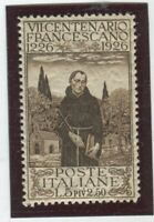 Italy Stamps Scott #183 MINT,LH,VF (X5775N)