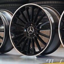 19 Zoll Alufelgen für Mercedes C E CLS S Klasse W204 W205 W212 AMG Felgen ET 45