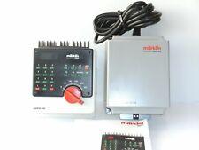 MÄRKLIN 6021 Control Unit mit Handbuch und Trafo 60052, 60 VA