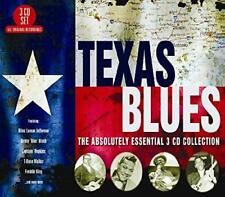 Texas Blues - The Absolutely Essential 3 CD Collection - Various (NEW 3CD)