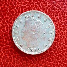 Etats-Unis - U.S.A. -  Jolie  monnaie de  5 Cents  1893