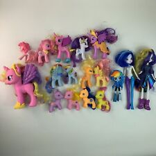 My Little Pony Figures & Girls Lot (17 Pc)