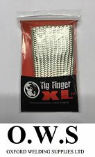 TIG dito HEAT SHIELD-battere il calore XL