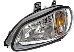 Headlight Assembly Left HD Solutions 888-5204 2003-2019 Freightliner M2, Thomas