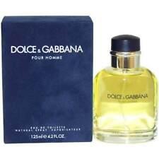 b0d6c277ba Dolce & Gabbana Pour Homme 4.2oz Men's Eau de Toilette**NIB/Sealed
