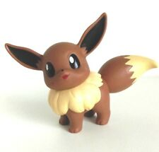 """Pokemon Eevee 5"""" Tomy DX Figure Vintage Japan 1998 - Rare"""