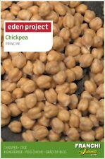Franchi Seeds Eden Project Chickpea Principe Seeds
