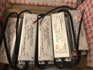 MW Mean Well ELG-150-12A 12V input 200-240VAC LED Power Supply Driver