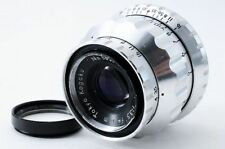 Tokyo Kogaku Topcor lens 5cm 50mm/F3.5 Leica 39mm LMT Screw Mount