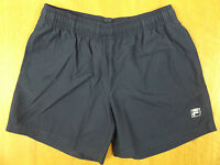 NEW FILA BOYS` NAVY SPORTS SHORTS AGES 7-8-9-10-11-12-13-14  AUTHENTIC RRP £25