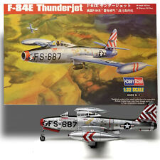 HOBBY BOSS 1/32 REPUBLIC F-84E THUNDERJET MODEL KIT 83207