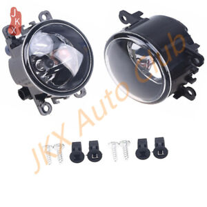 For Mitsubishi Grandis Galant 2003-15 x Bumpr Lamp Assembly Clear Fog Lights 2PC