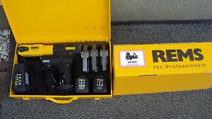 REMS Li-Ion 14,4V, 3Ah Radialpresse Ersatzakku (571555)