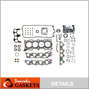 Fits 98-02 Honda Accord Odyssey Acura Isuzu 2.3  Head Gasket Set F23A1 F23A7