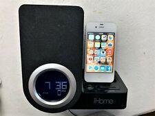 iHome Alarm Clock--iPod--iPhone Charger
