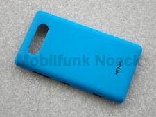 Original Nokia Lumia 820 B - Cover | Battery Cover | Akkudeckel Blau Blue NEU