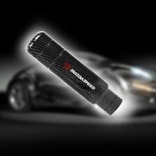 Universal Mazdaspeed Carbon Fiber Aluminum Manual Stick Shift Knob Shifter 13cm