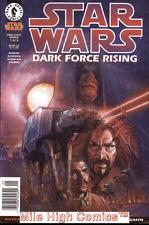 STAR WARS: DARK FORCE RISING (1997 Series) #1 NEWSSTAND Good Comics Book