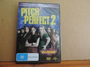 Pitch Perfect 2 dvd region 4 brand new and sealed
