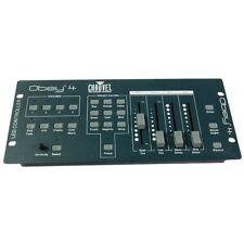 Chauvet obéir 4 COMPACT 4 CANAUX DJ disco éclairage DMX EFFET Contrôleur