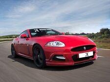 Jaguar xk xkr xkr-s front bumper