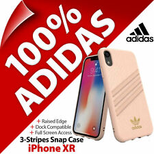 """adidas Originals 3-Stripes Snap Snake Snap Case Cover for Apple iPhone XR (6.1"""")"""