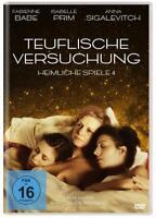 TEUFLISCHE VERSUCHUNG-HEIMLICHE SPIELE 4 - BRISSEAU,JEAN-CLAUDE   DVD NEUF