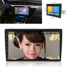 "9"" 1080P 1Din Android 8.1 Car Stereo Radio GPS Wifi 3G/4G BT DAB Mirror Link OBD"