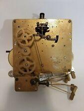 New listing Bulova Watch 73 West Germany Brass Clock Mechanism Movement Steampunk Gear As-Is