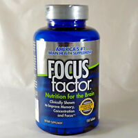 FOCUS Factor Brain Nutrition Supplement 150 ct