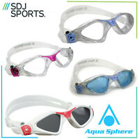 SWIMMING GOGGLES AQUA SPHERE KAYENNE LADIES ADULT UV ANTI-FOG TRIATHLON