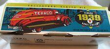 ERTL Texaco 1939 Dodge Airflow Tanker #1703 Serial Number Bank Series #10 New