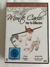 MONTE CARLO THE TV COLLECTION - JOAN COLLINS - 2 DVD-BOX-SET - NEU & OVP
