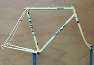 Vintage Dutch/Japanese Koga Miyata Road Speed L Tange steel frame frameset 53cm